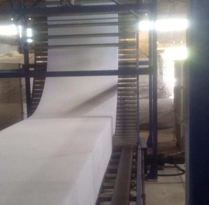 18 Density Glue Lamination Foam