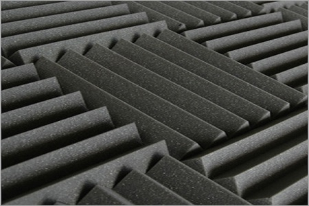 Wedge Shape Acoustic Foam