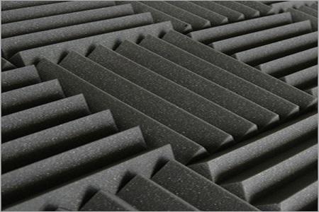 Wedge Shape Acoustic Foam